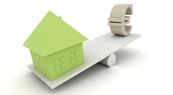 comparer les taux des cr dits immobiliers. Black Bedroom Furniture Sets. Home Design Ideas