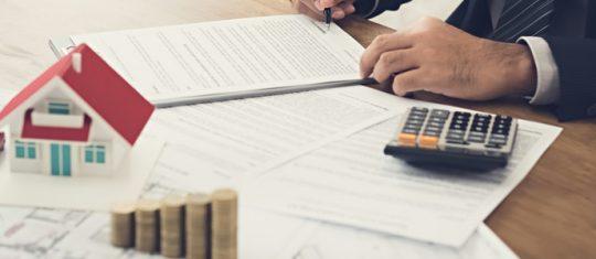 Demande de crédit immobilier